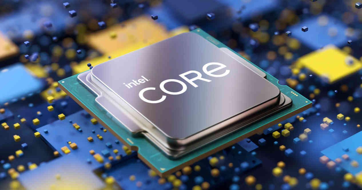 Intel Core Alder Lake Portada Genérica