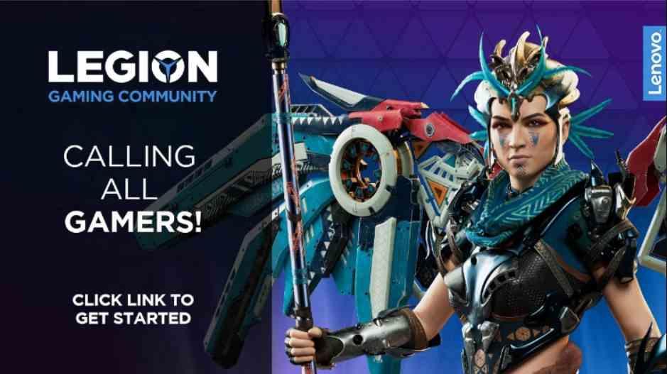Lenovo Legion Community