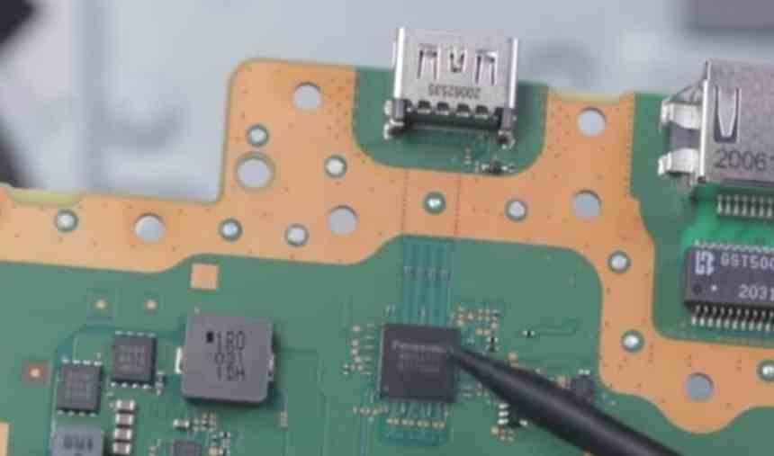Controlador HDMI PS5