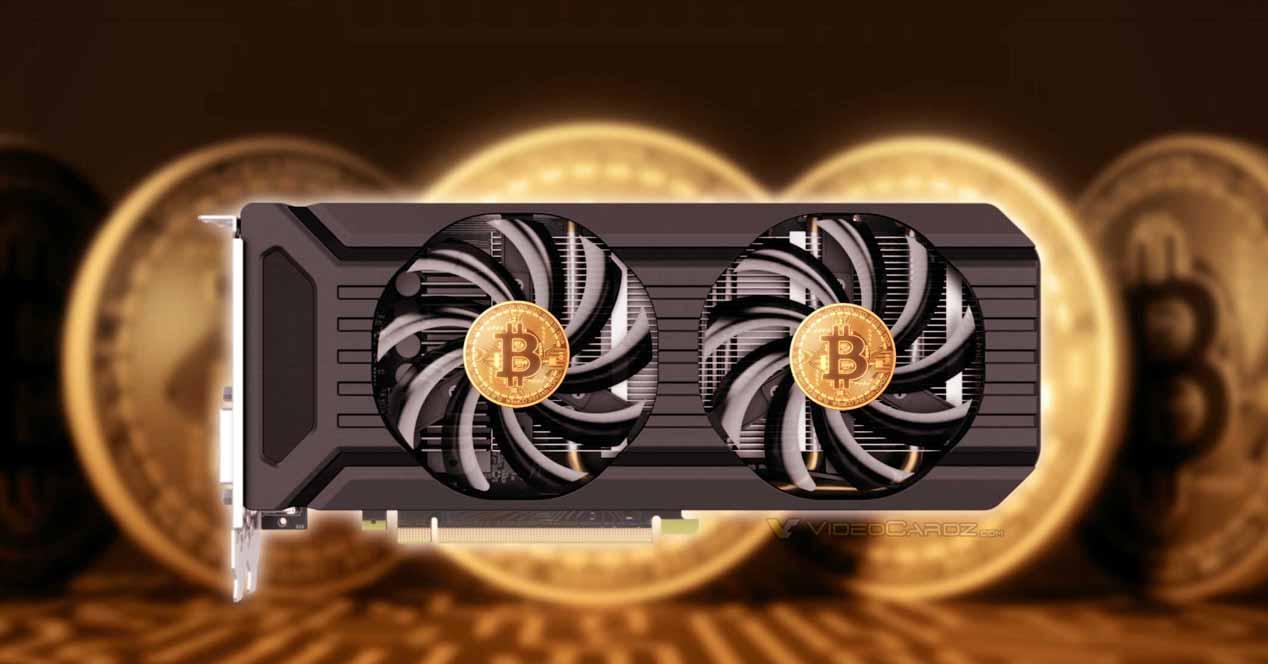Palit Pascal minería GPU