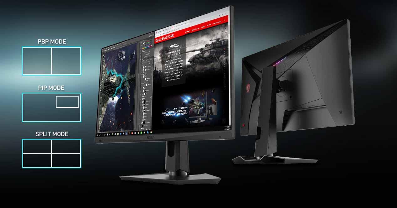 PiP Monitor