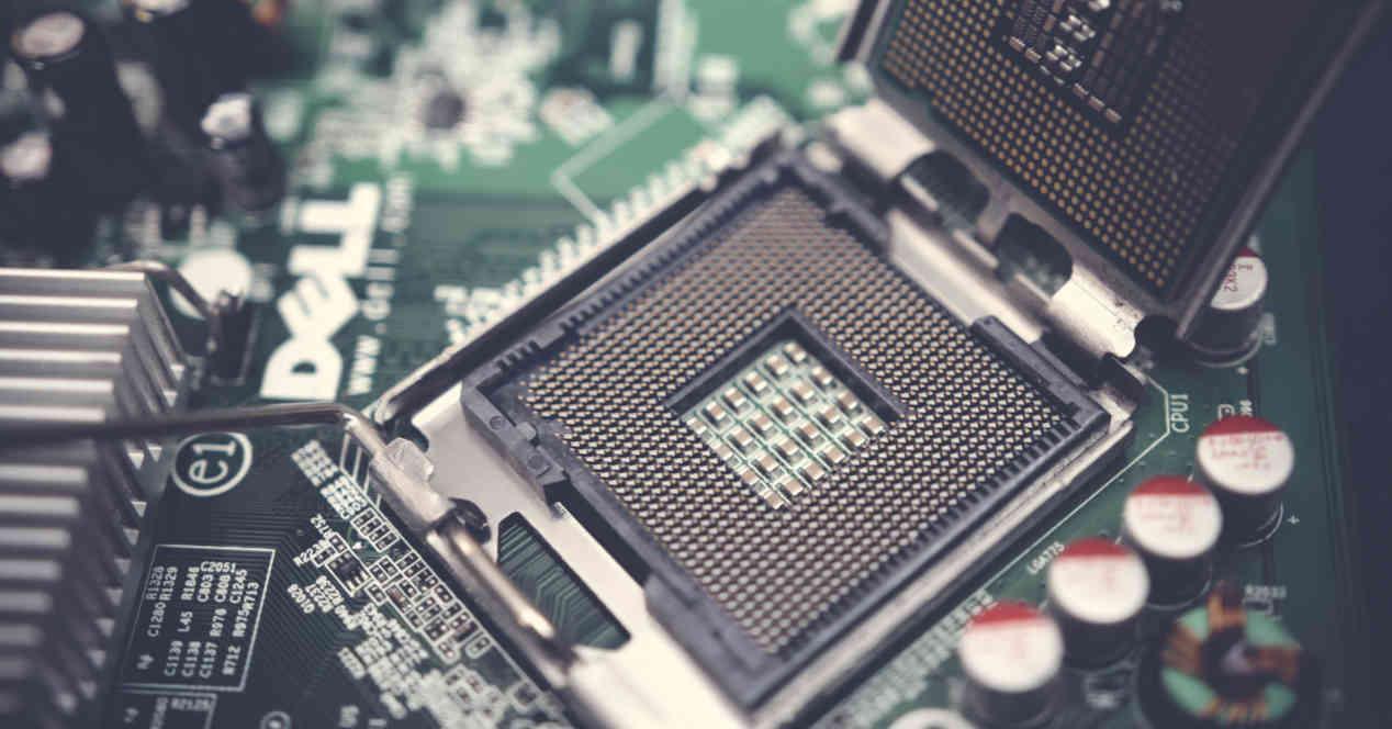 CPU y Socket