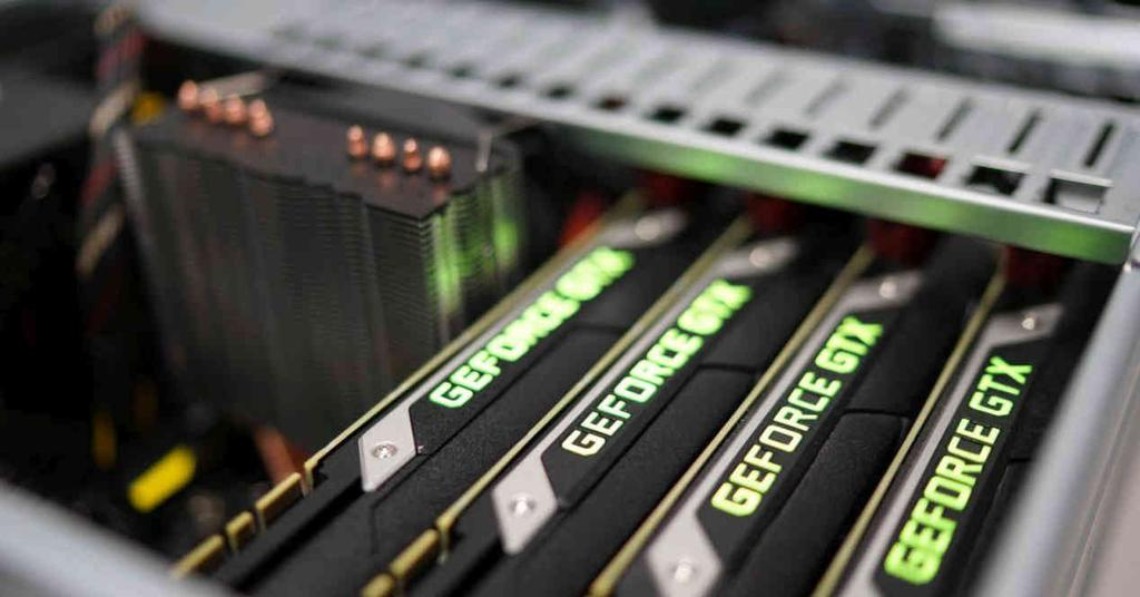Varias GPU