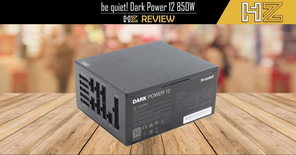 be quiet Dark Power 12
