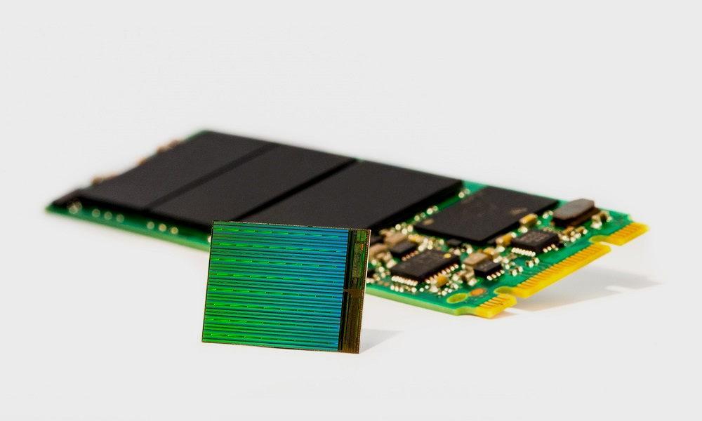 QLC Intel Flash