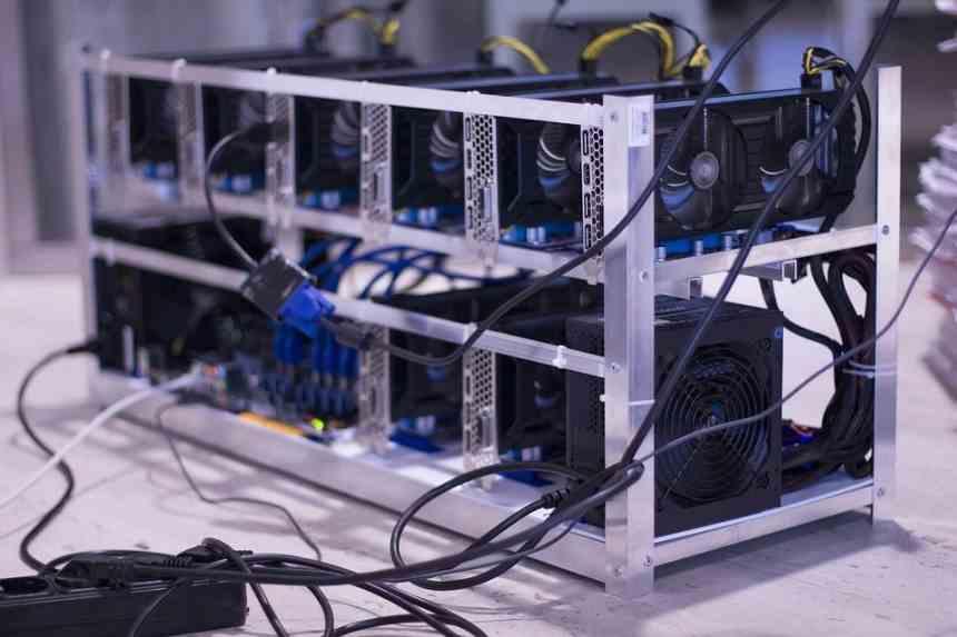 Minería GPUs