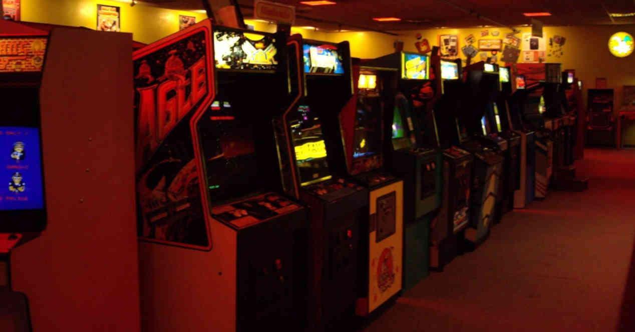 salón arcade