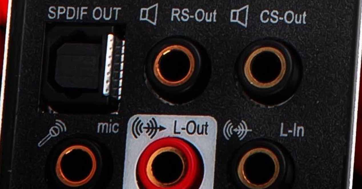 Audio analógico digital