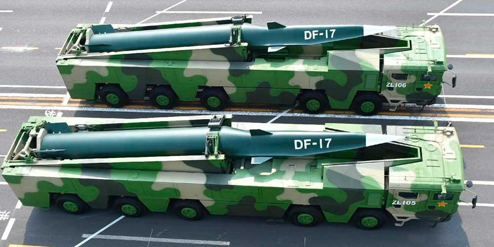 CHINA-HYPERSONIC-MISSILE