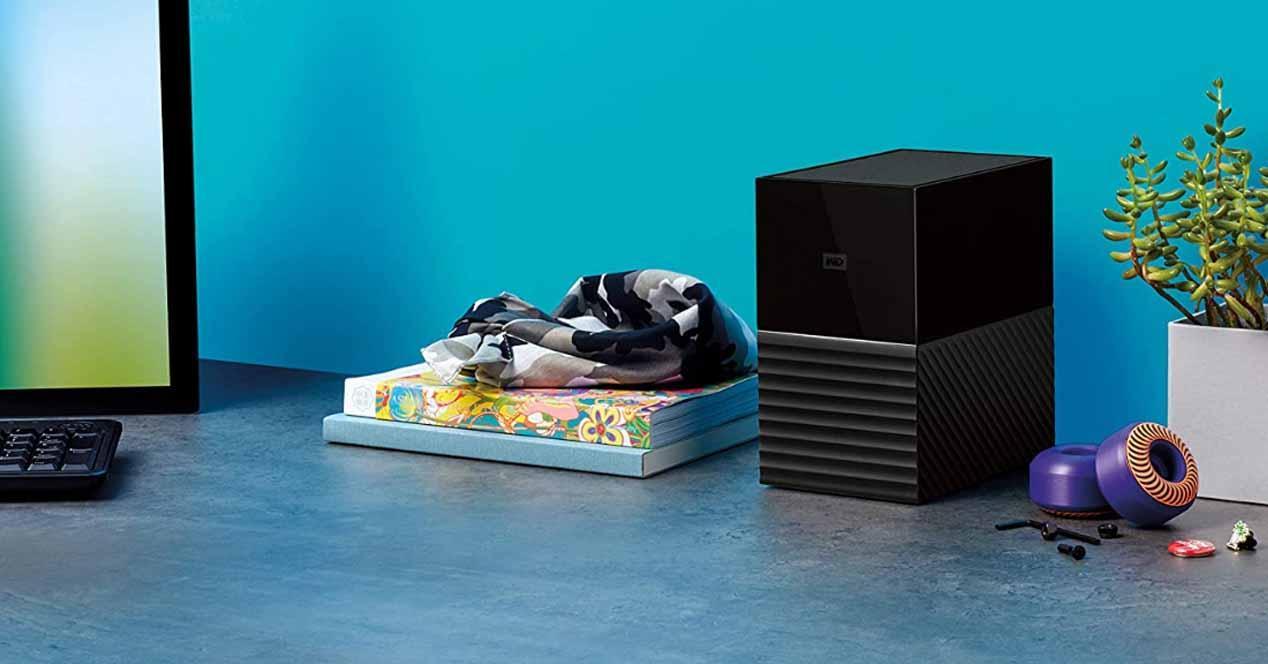 Disco USB WD 24 TB
