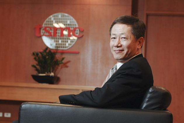 Mark Liu TSMC