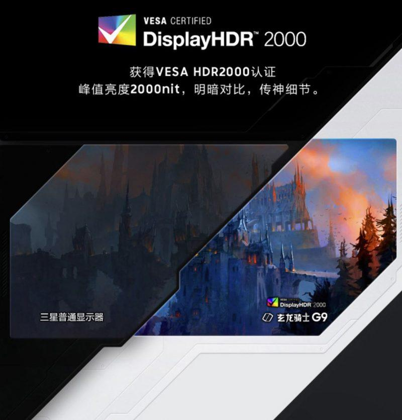 DisplayHDR 2000