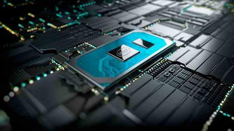 Intel Tiger Lake i7-11390H, i7-11320H, i7-1195G7 e i5-1165G7