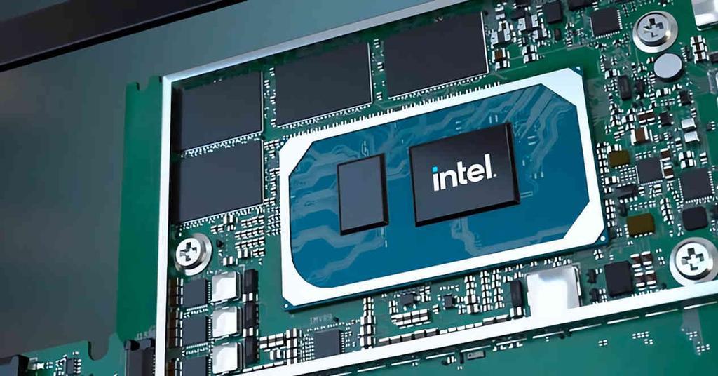 Intel Tiger Lake Render