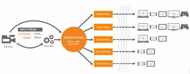 Transcodificare VPU