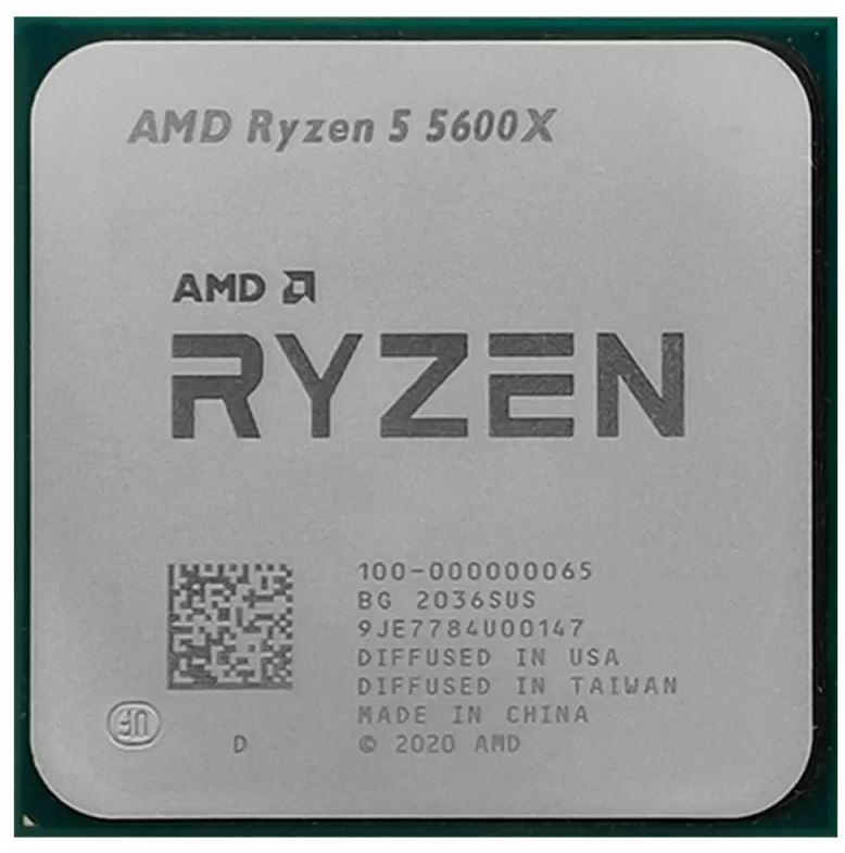 Procesador AMD Ryzen 5 5600X