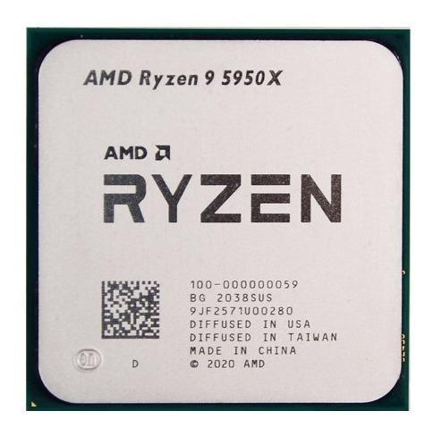 Procesador AMD Ryzen 9 5950X