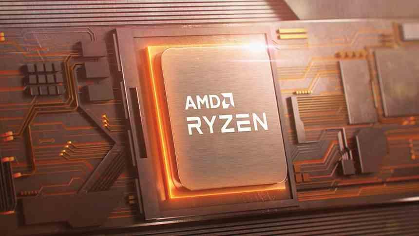 AMD Zen CPU Render