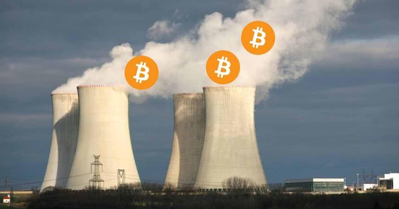 Bitcoin medio ambiente