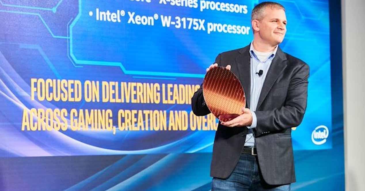 CFO Intel