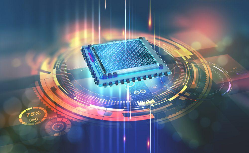 Velocidad procesador clocking switching