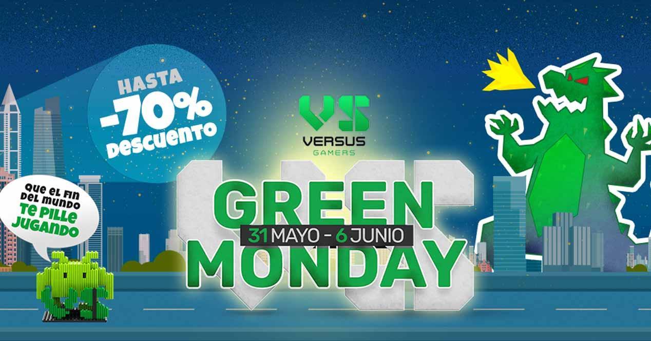 Green Monday 2021