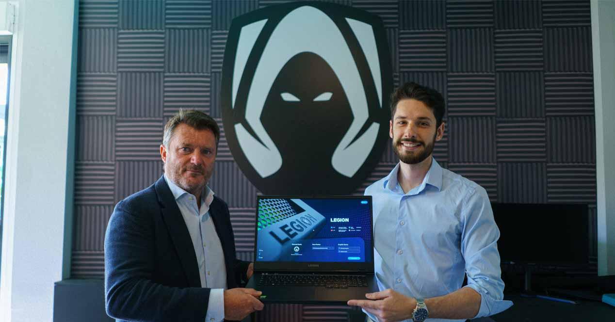 Lenovo Team Heretics