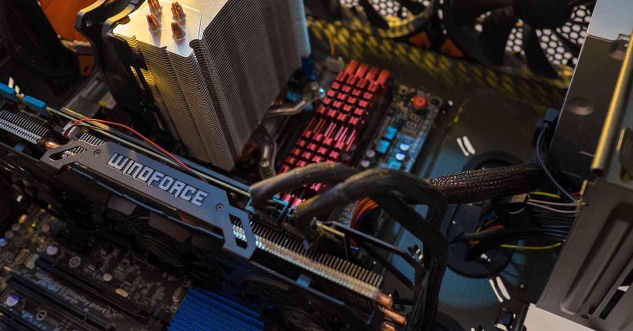 PC Gaming antiguo
