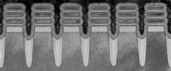 Transistors 2 nm IBM
