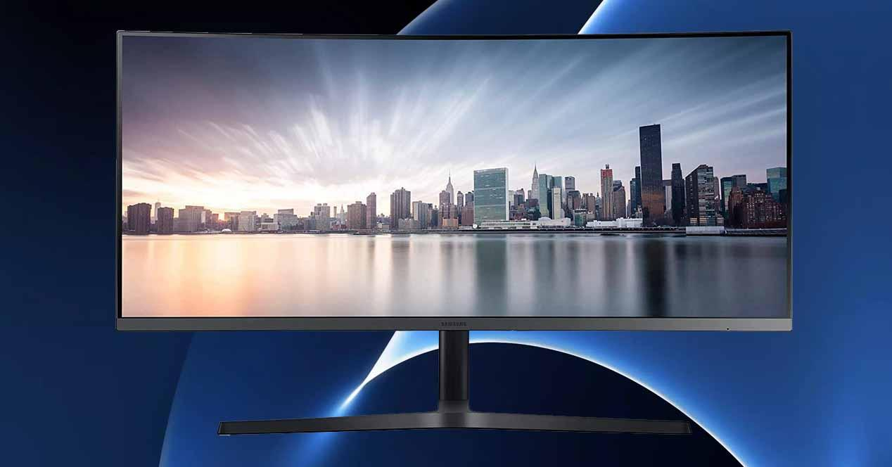 Samsung C34H892WGR