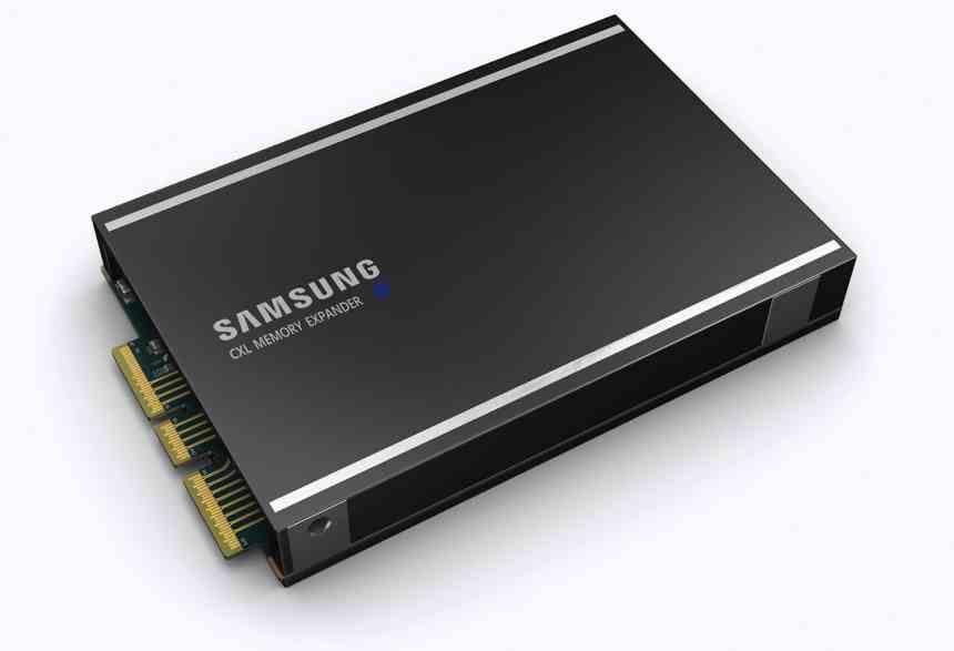 Расширитель памяти Samsung CXL