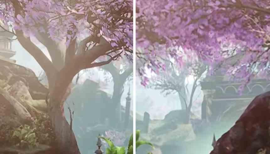 AMD FidelityFX Super Résolution