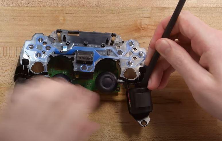 Cambiar vibradores mando PS5