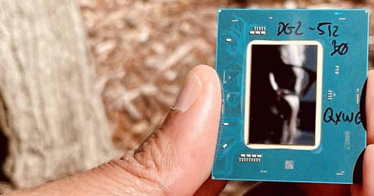 Chip Intel DG2