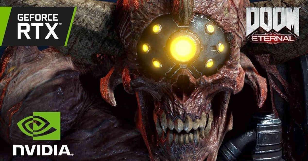 Doom Eternal NVIDIA
