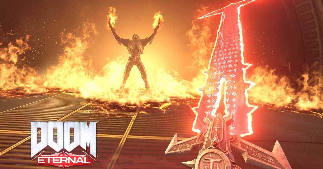 Doom Eternal Ray Tracing