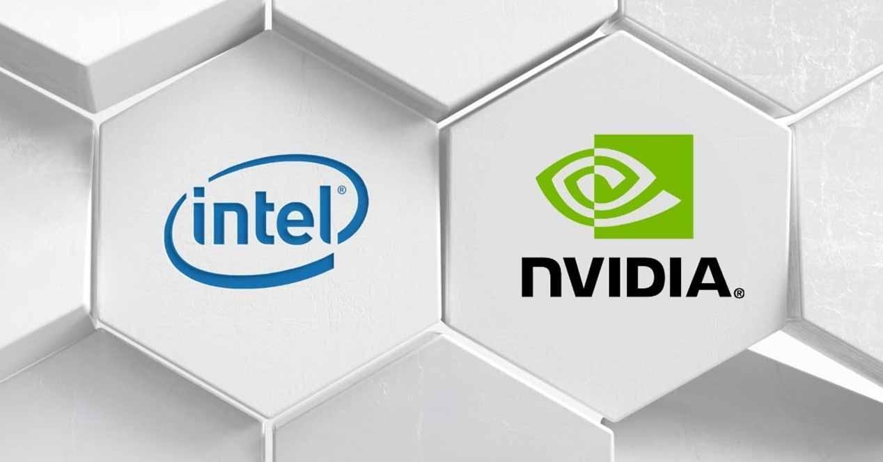 Intel NVIDIA