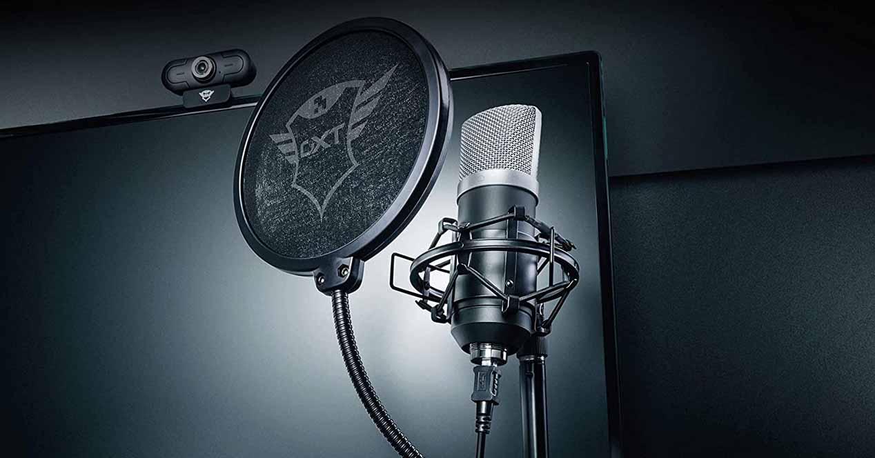 Micrófonos Trust