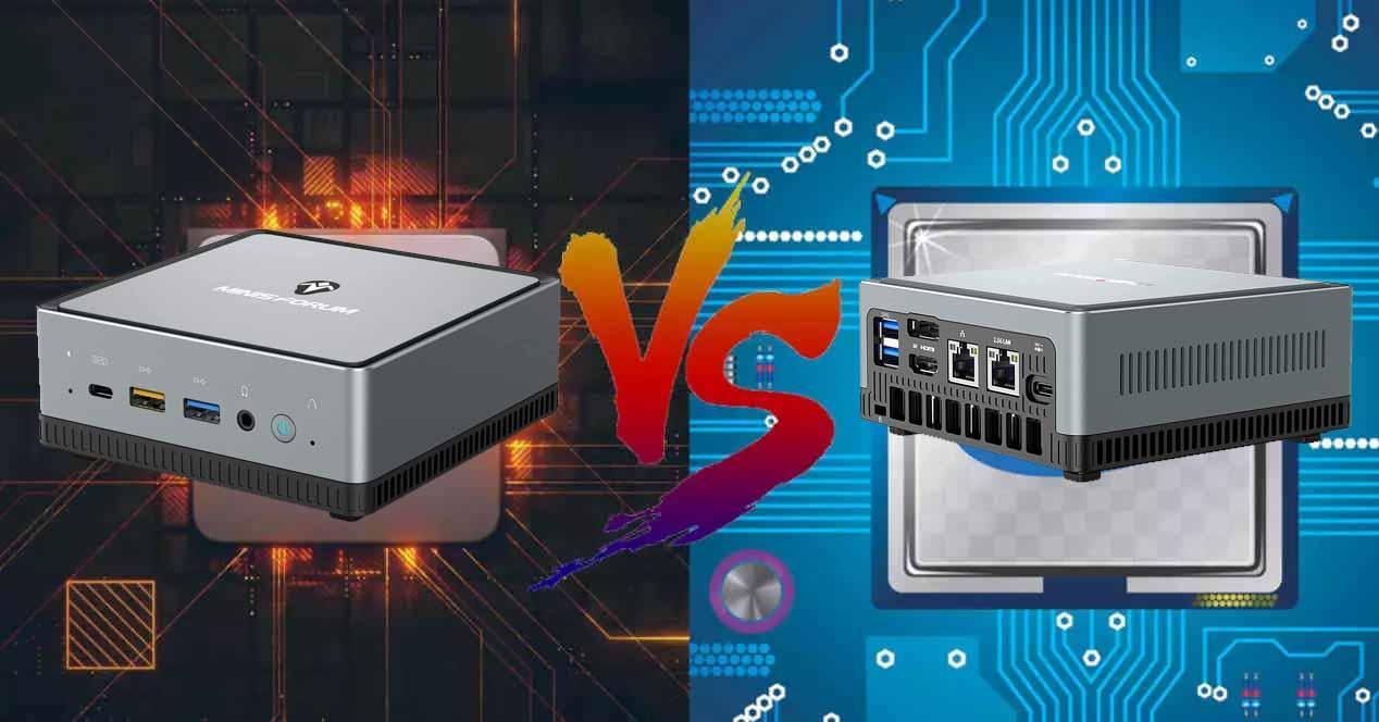Mini PC Intel AMD