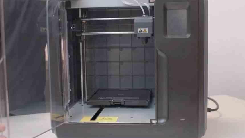 Impresoras 3D principiantes Voxel Monopixel