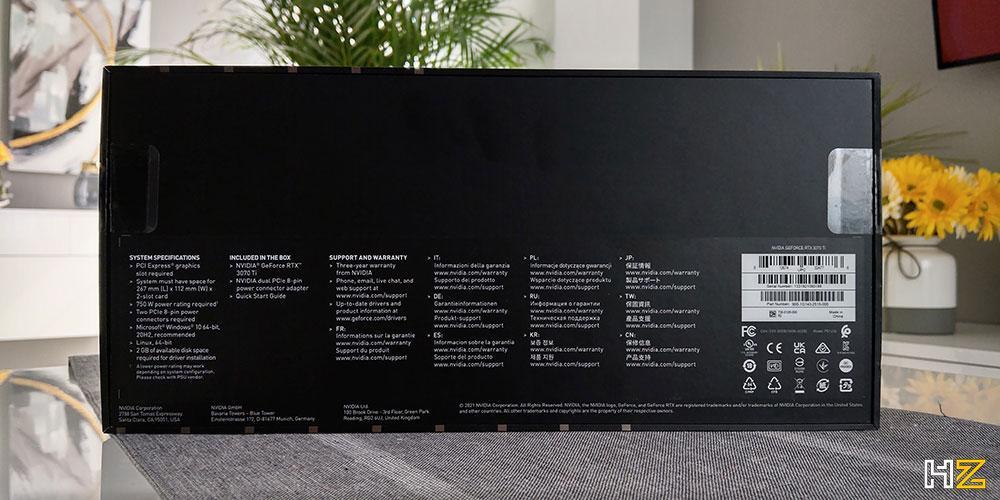 NVIDIA RTX 3070 Ti 8 GB FE (2)