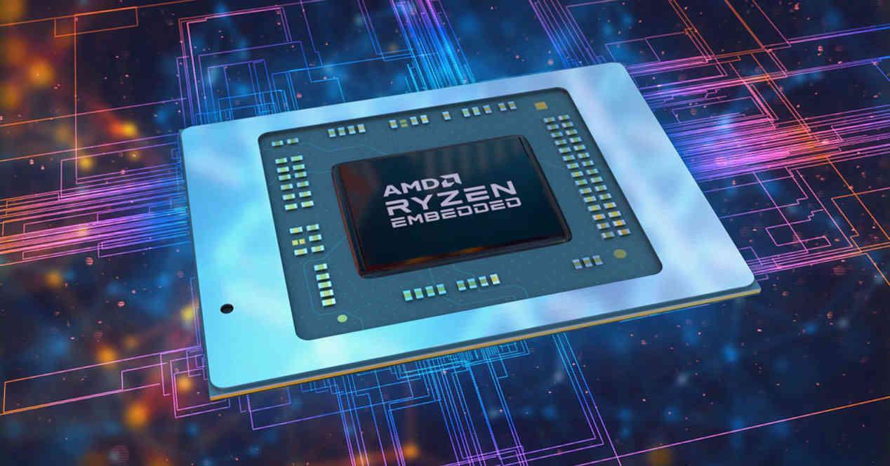 AMD Ryzen V1000 V2000 V3000