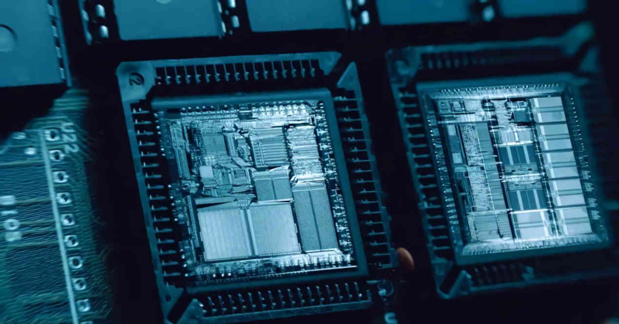 CPU GPU Memoria caché