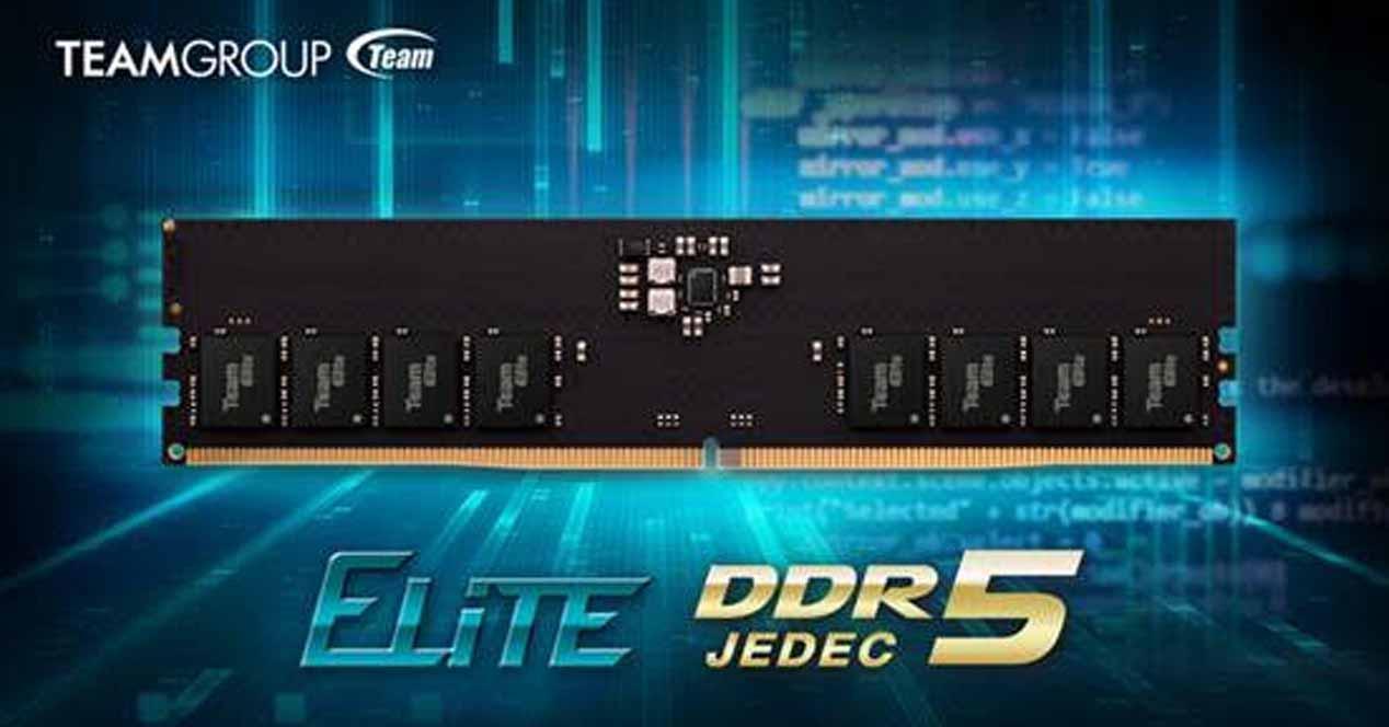 TeamGroup DDR5 precio