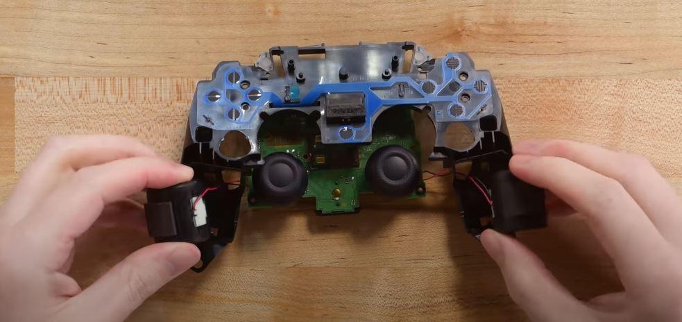 Vibradores mando PS5