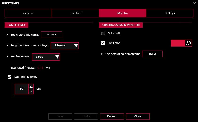 ASUS GPU Tweak III 3