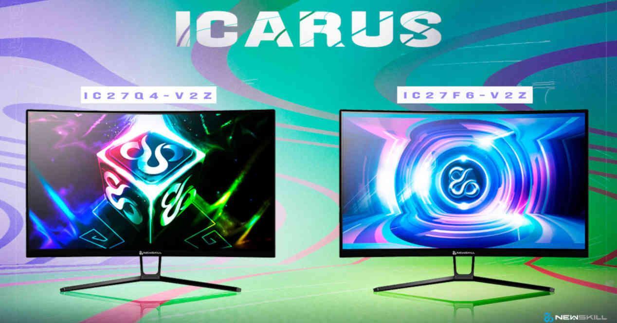 Icarus 27 curvos portada