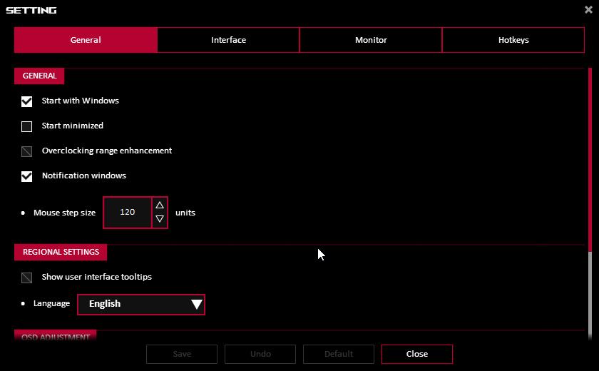 ASUS GPU Tweak III 4