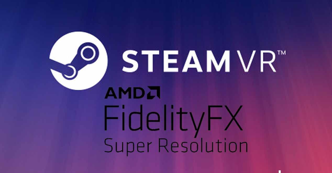 AMD FSR SteamVR