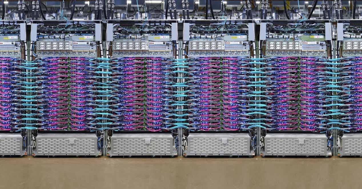 Chip Inteligencia Artificial Google